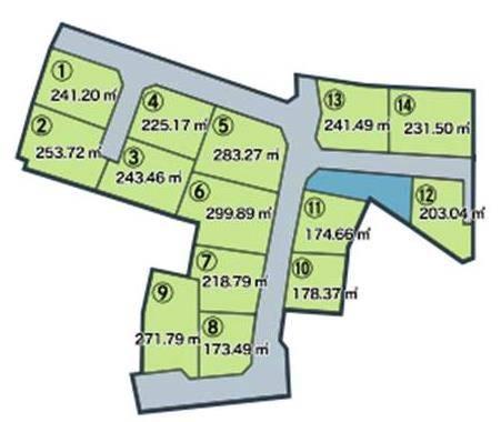 那珂市菅谷(分譲地 まなびの杜III)614万~996.1万
