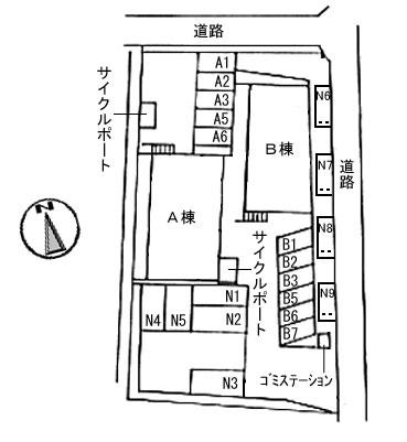 アパート-東広島市八本松町原 その他