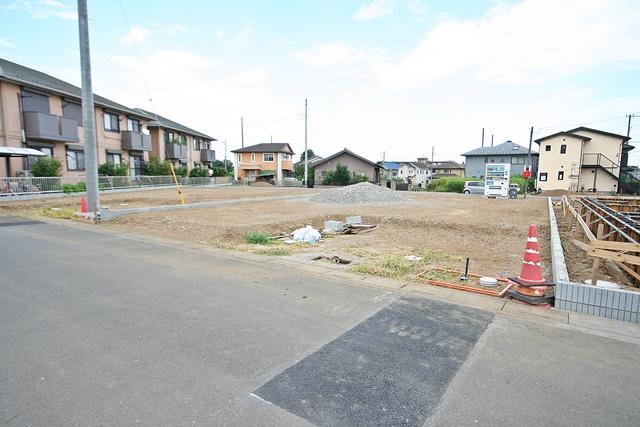 越生町上野東 建築条件付売地 E区画