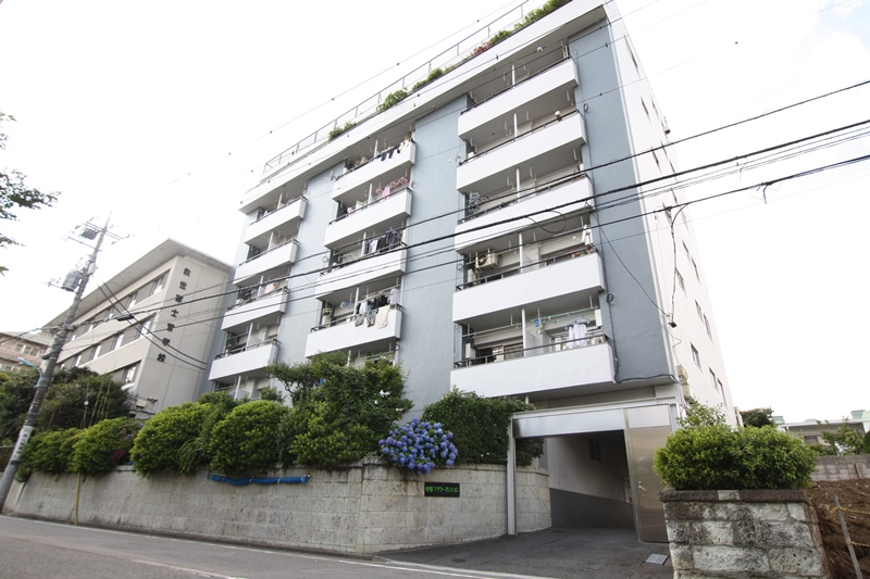 中野フラワーマンション 406