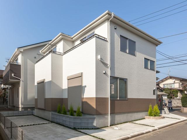 「飯山満駅」徒歩14分 全居室6帖以上南向き 3号棟