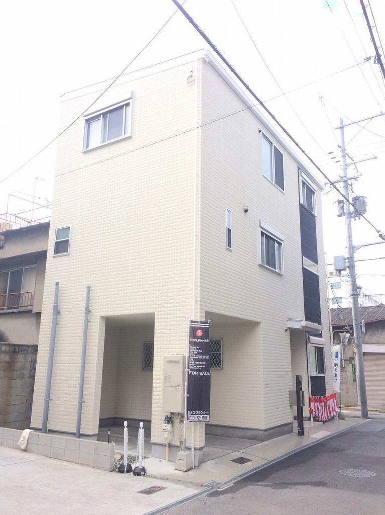 CityPark中川4 I期(全4区画・残1区画)