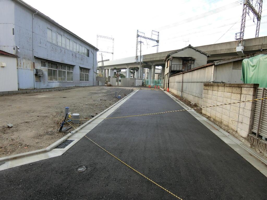東大阪市荒川三丁目新築住宅(3号地)