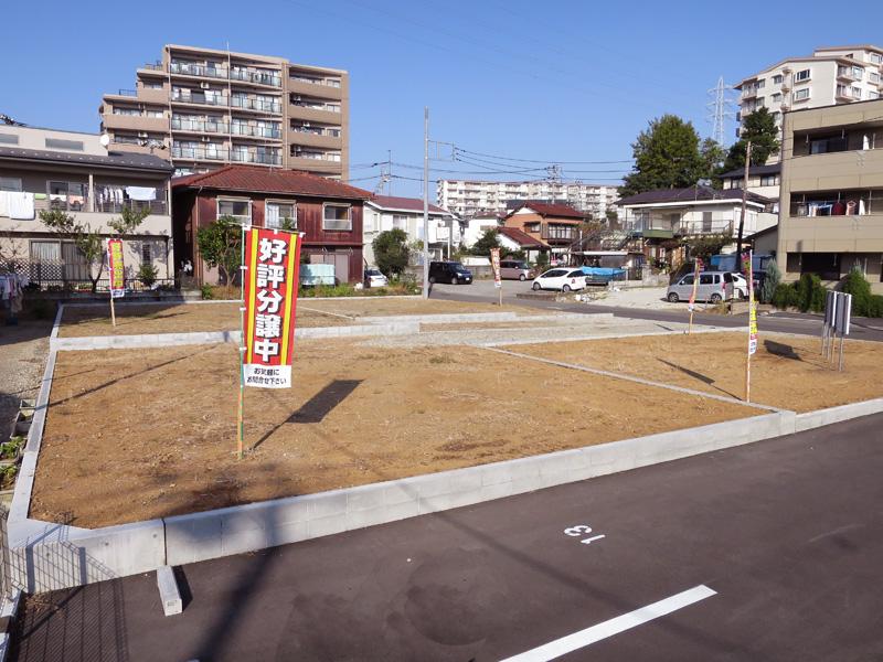 鶴巻南5丁目売地 No.2
