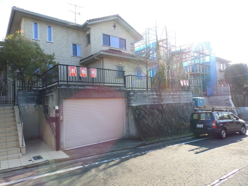 5SLDK・ダイワハウス施工の軽量鉄骨造・横浜市青葉区奈良町