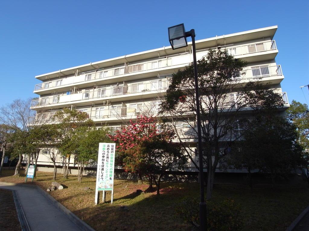 ((オープンハウス開催))男山第3住宅 202号棟401号室