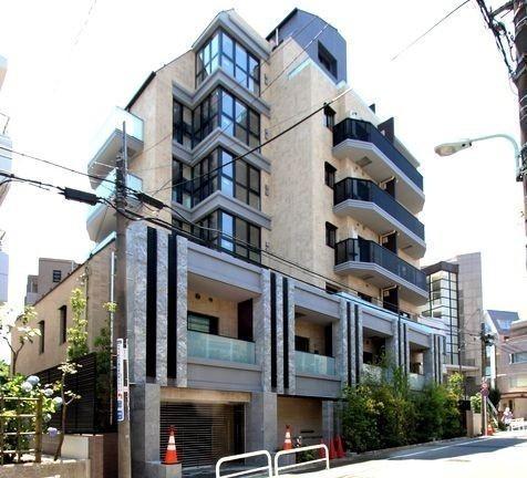 オープンレジデンシア恵比寿ザ・ハウス 2階
