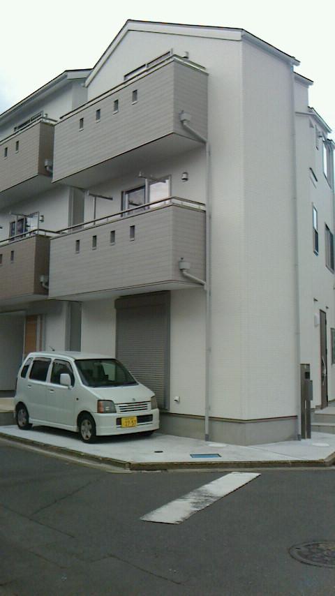 大和田の新築