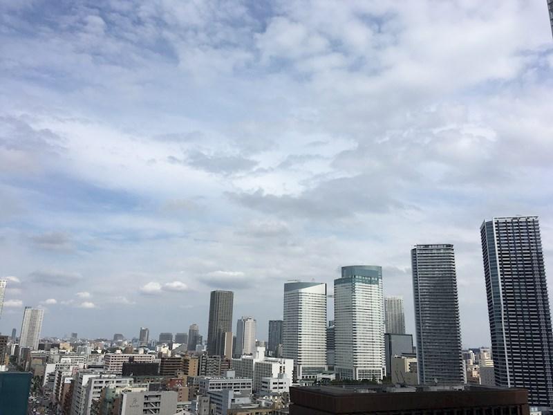 勝どきザ・タワー  18階部分