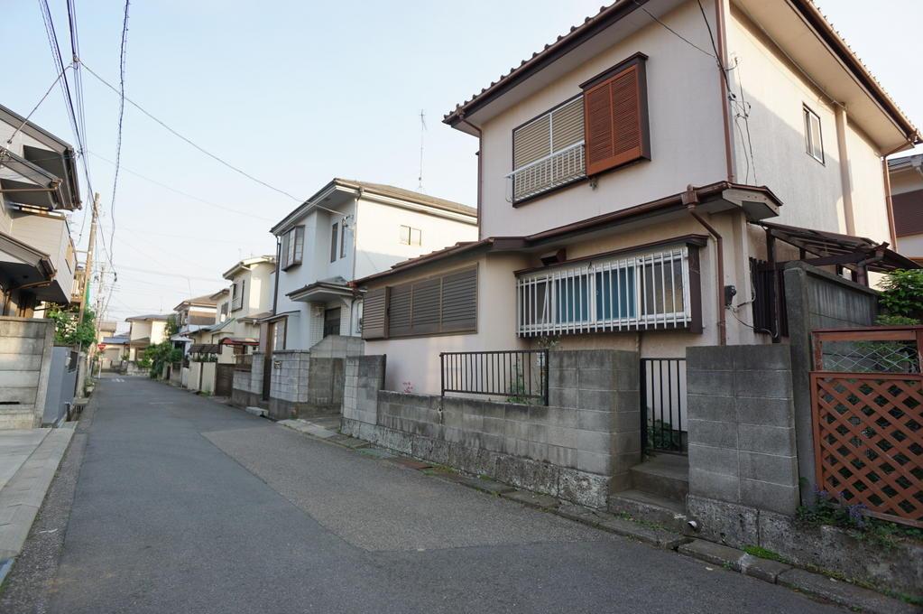 閑静な住宅街の約36.56坪の整形地 白岡市上野田 土地