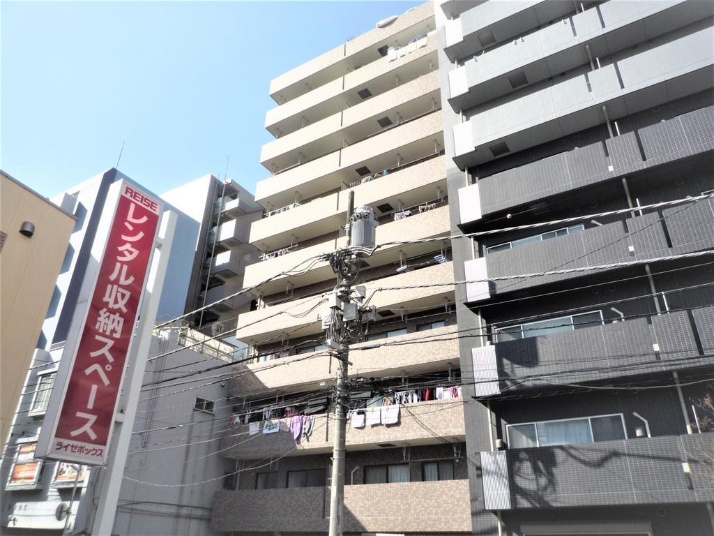 プレジャーガーデン川崎弐番館
