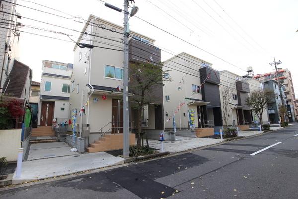 高島平 新築分譲住宅