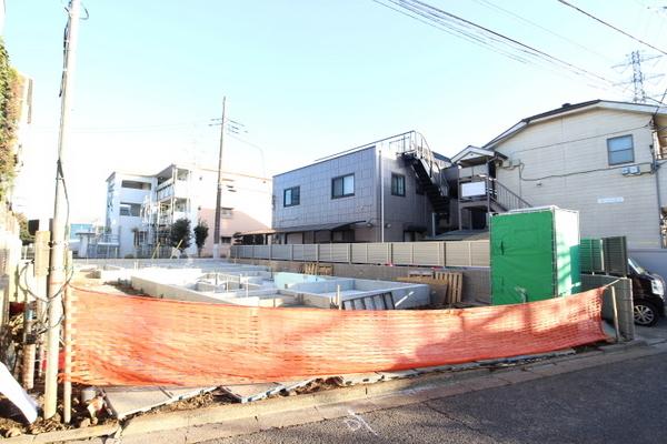 練馬区関町南 新築一戸建て