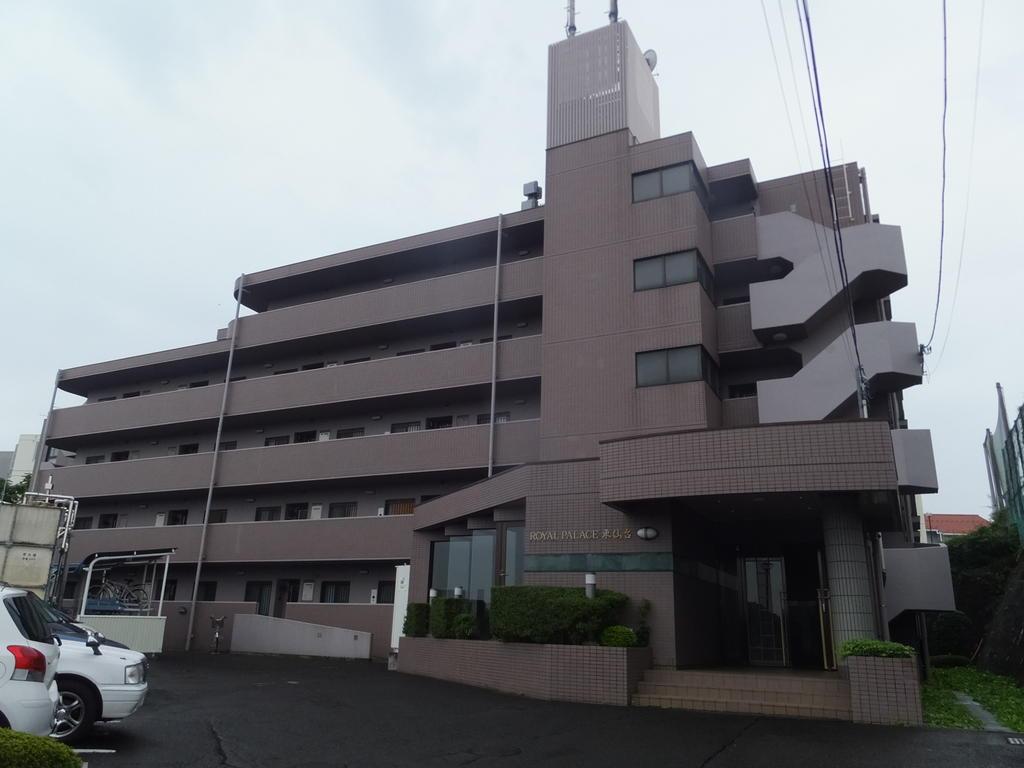 ロイヤルパレス東仙台 402