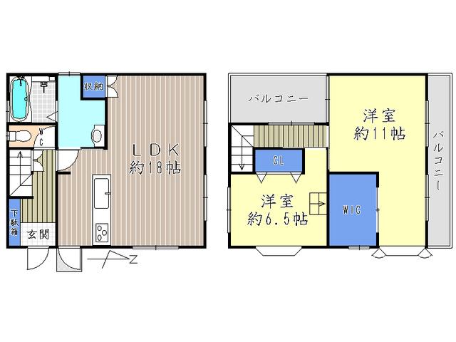 一戸建て 京都市南区