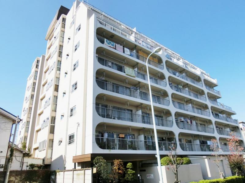 西武新宿線「久米川」駅 東村山スカイハイツ