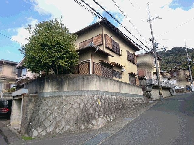 一戸建て 京都市山科区