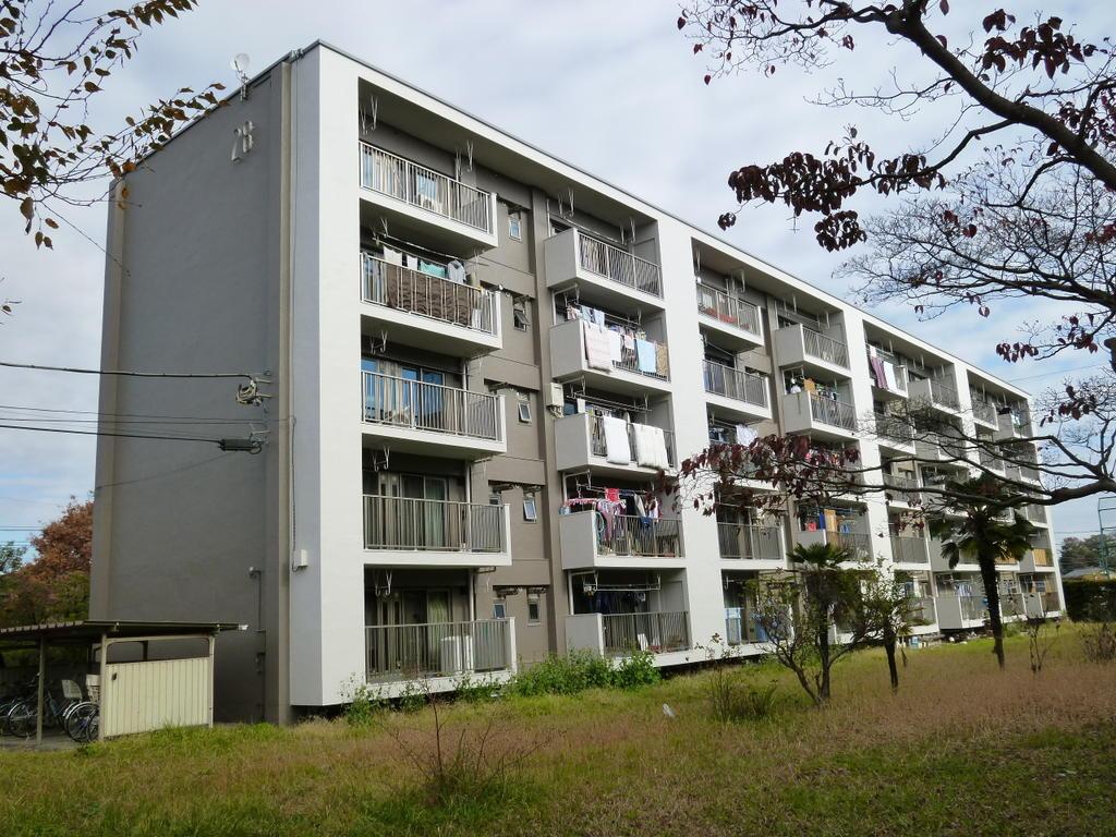 立川富士見町住宅28号棟