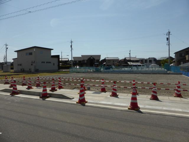石川県白山市菜の花3丁目 土地