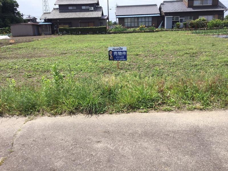 下米田町今 売土地