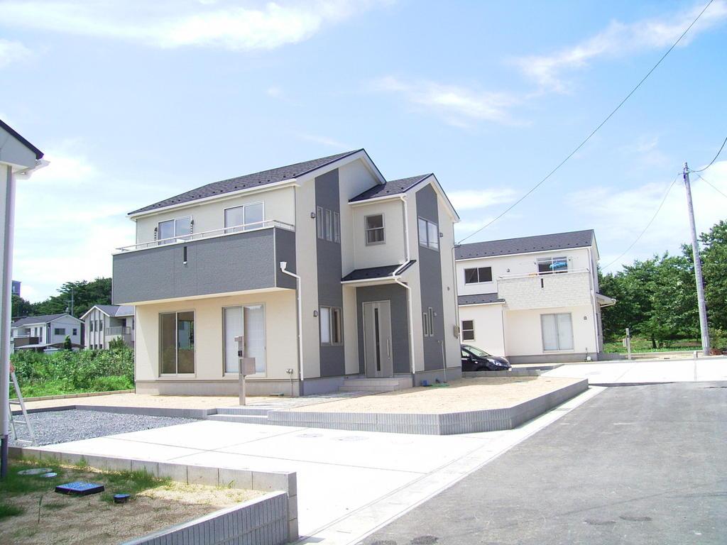 福島市蓬莱町第3 3号棟 新築一戸建て