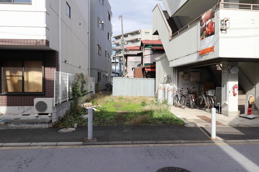 東横線白楽駅徒歩7分 建築条件付売地