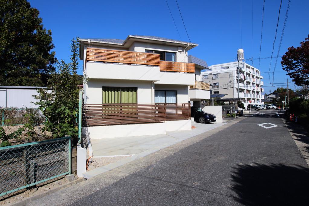 新着/デザインリノベーションRC邸宅/名東区香流の家