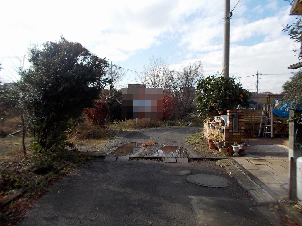 「所沢」駅徒歩 所沢市上安松 建築条件なし102坪