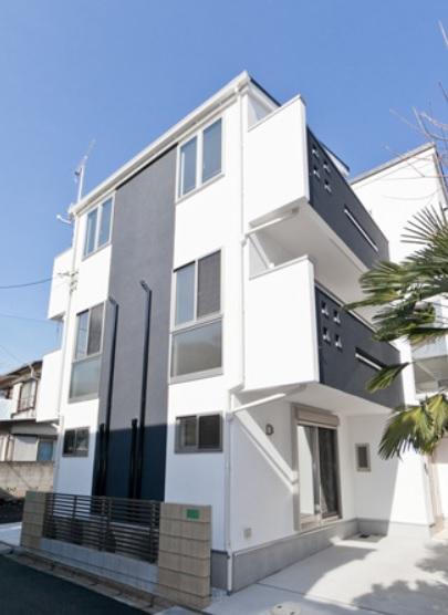 中野の建築条件付き売地 総額4580万円