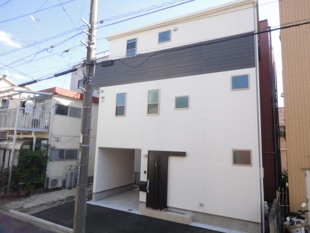 駅徒歩5分 和田2丁目 新築分譲住宅 即入居可