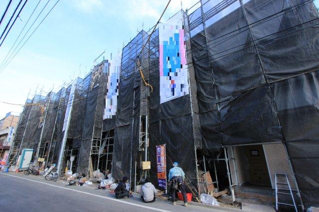 練馬区高野台2丁目 新築戸建 3号棟