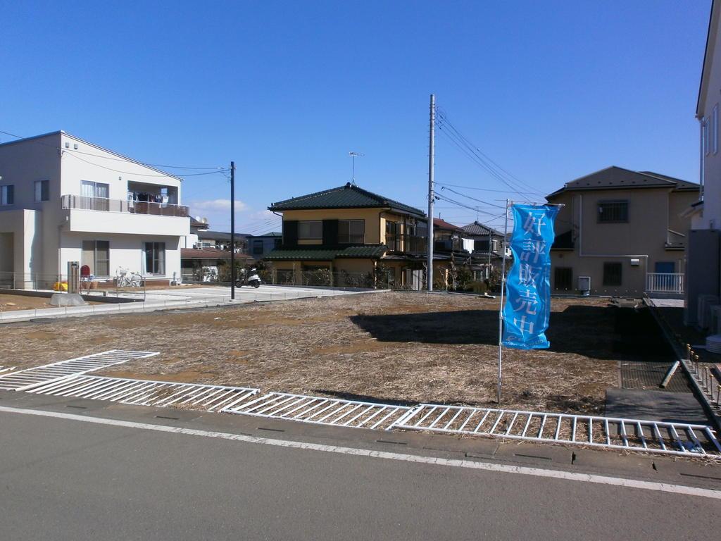 鶴ヶ島市藤金 土地91.96坪 整形地 建築条件無