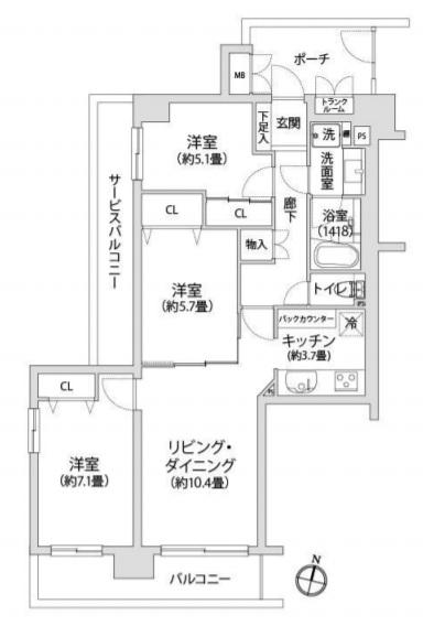 ソフィア浦和コトー壱番館 903