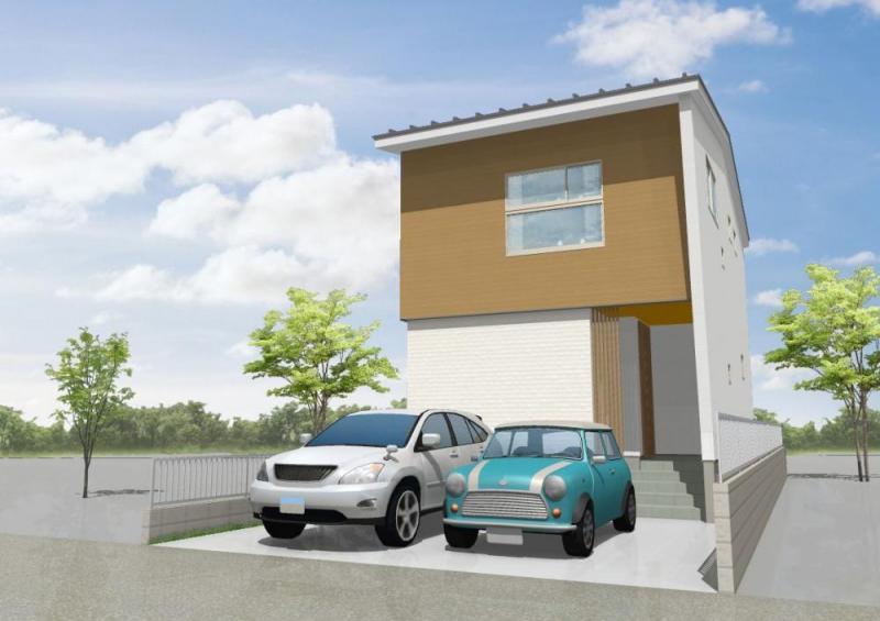 Asobi-デザインハウス 中川区水里第一 1号棟