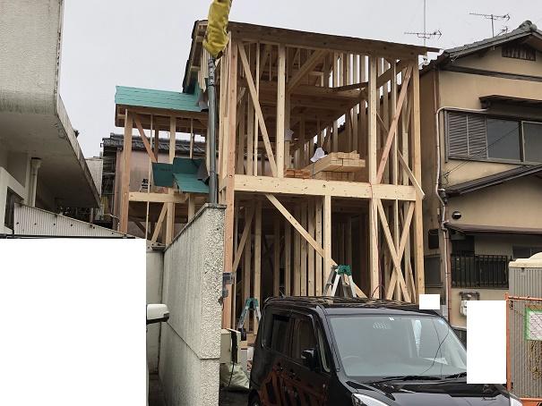 一戸建て 京都市左京区