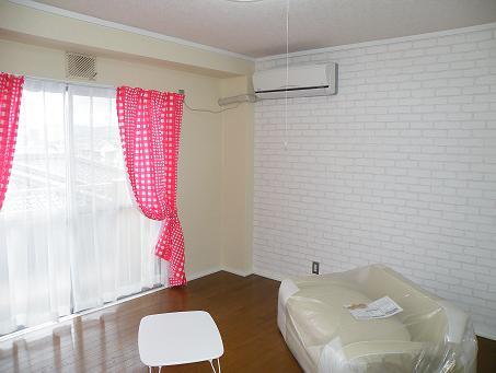 アパート-東広島市西条町御薗宇 イメージ(現況を優先とします・モデルルーム仕様のため家具は付いていません)