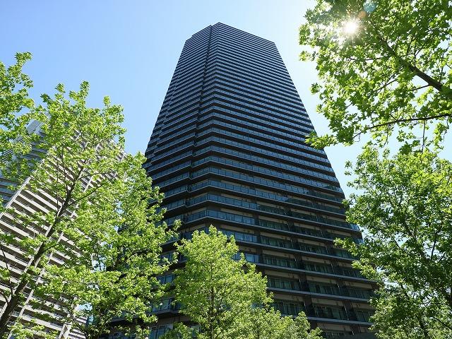 13階の明るいお部屋「シティタワー品川東棟」