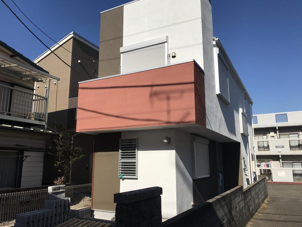 勾配天井のある新築戸建