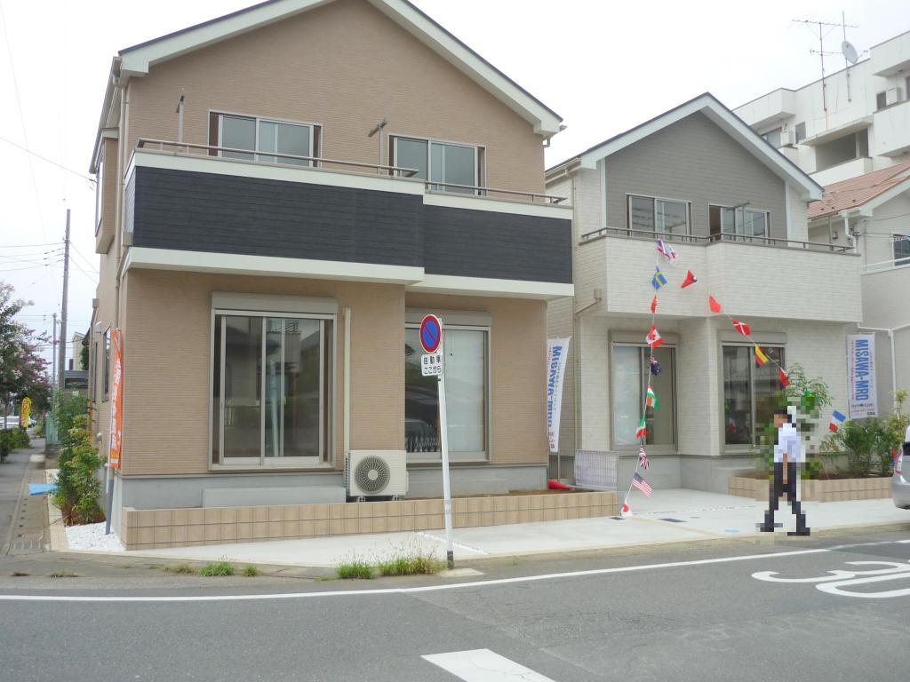 上尾市中妻の新築一戸建て