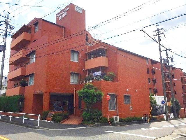 ライオンズマンション徳川町 201号室