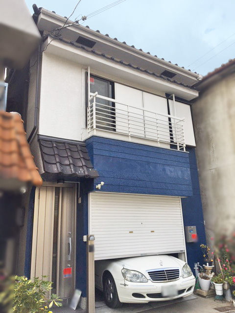 一戸建て 大阪市西成区