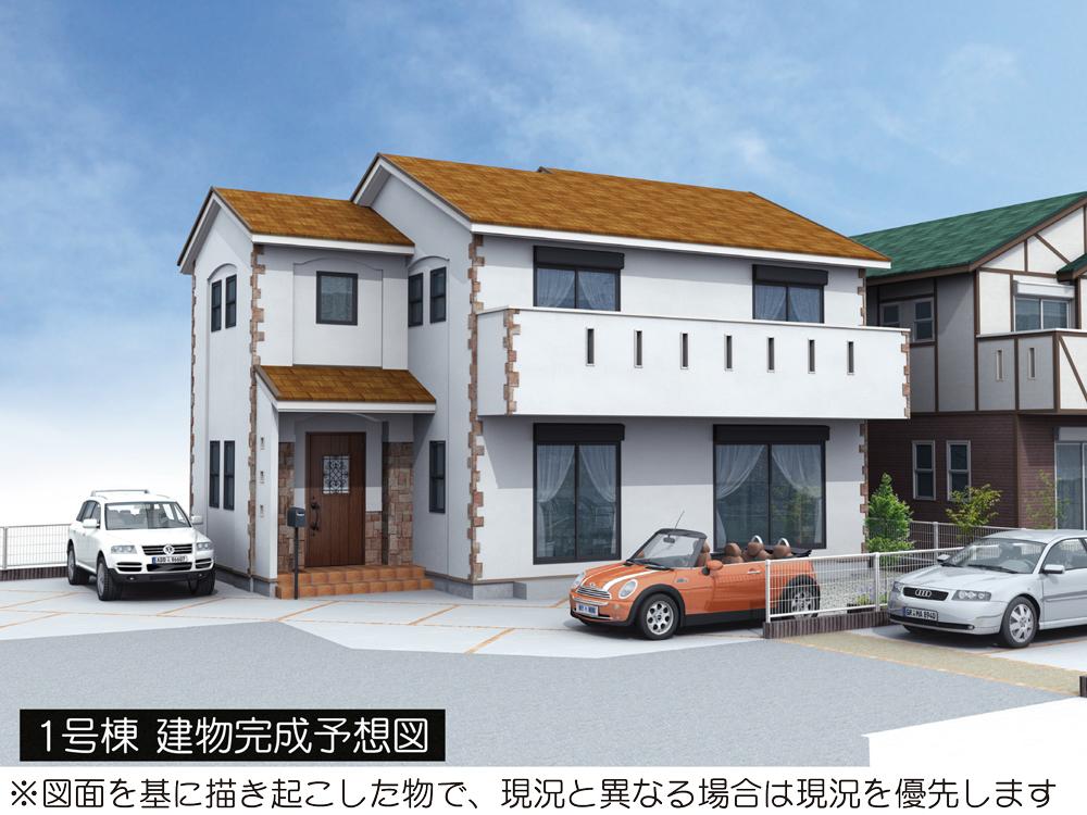 シャルマン・ドゥ・ヴィル井細田総合コーディネート住宅1号棟