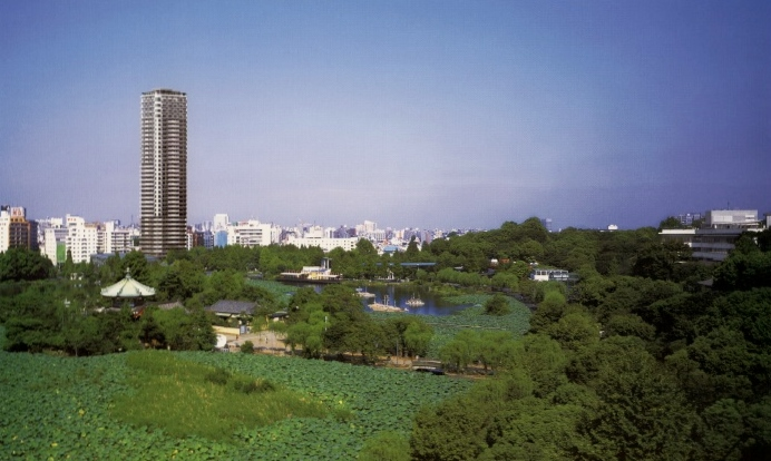ルネッサンスタワー上野池之端 20階住戸