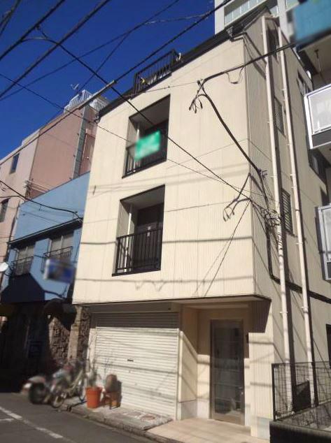 JR横浜線「相模原」駅 収益ビル 現地写真