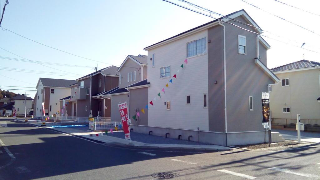 佐野市奈良渕町 全5棟 区画整理地内 最終2棟