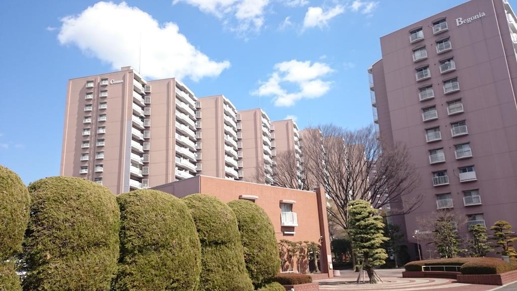 矢田川パークハウス C棟