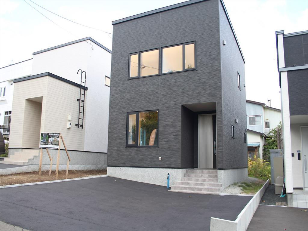 土屋ホーム リズナス事業部LM-04 モデル 手稲本町