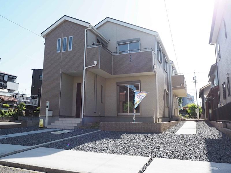 港区中川本町第1 新築分譲住宅 全2棟  2号棟