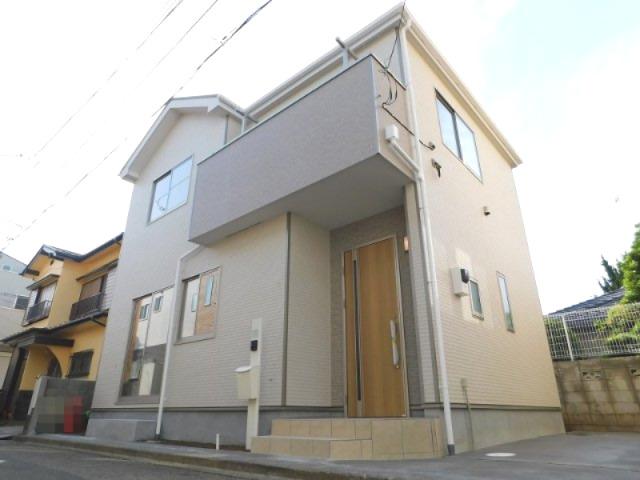 狭山市富士見2丁目・全1棟 新築一戸建 ~陽当良好・整形地~