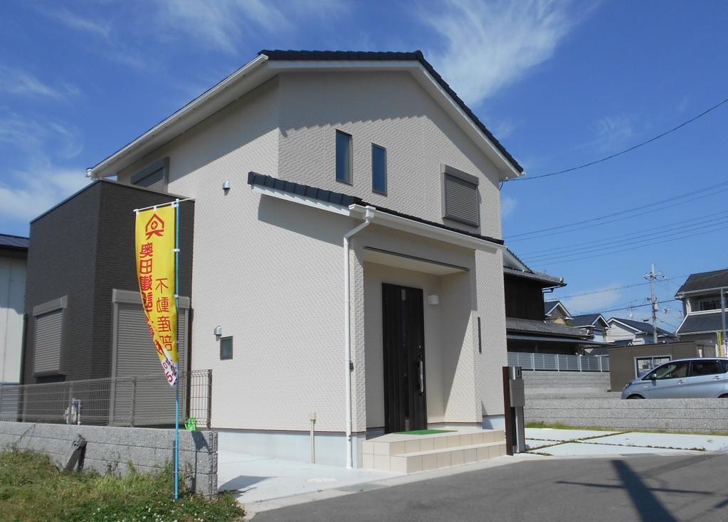 彩タウン五ケ庄上村モデルハウス 3号地